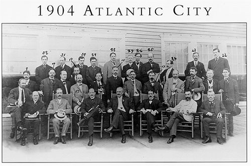 1904 Atlantic City